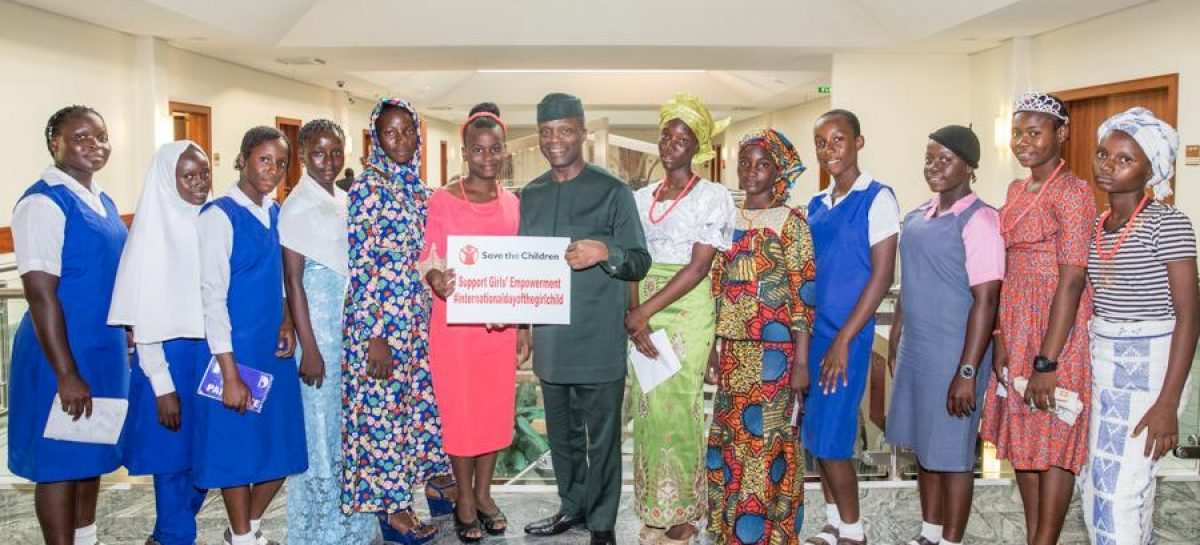Why return of Chibok girls is important to us – Osinbajo