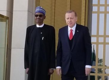 Nigeria, Turkey to strenghten counter-terrorism cooperation