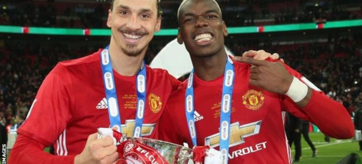 Ibrahimovic, Pogba, Rojo to play against Newcastle