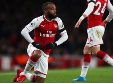 Lacazette out of United clash