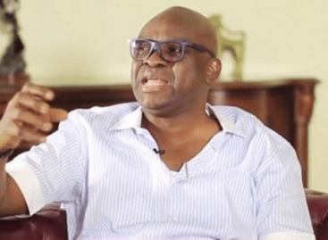 I wish Buhari congratulated me on my birthday – Fayose