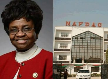 Buhari appoints Adeyeye as new NAFDAC boss