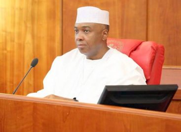 'Days of balderdash over', Saraki taunts former SGF, Babachir Lawal