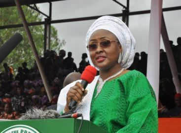 Aisha Buhari empowers youths, women in  Yola