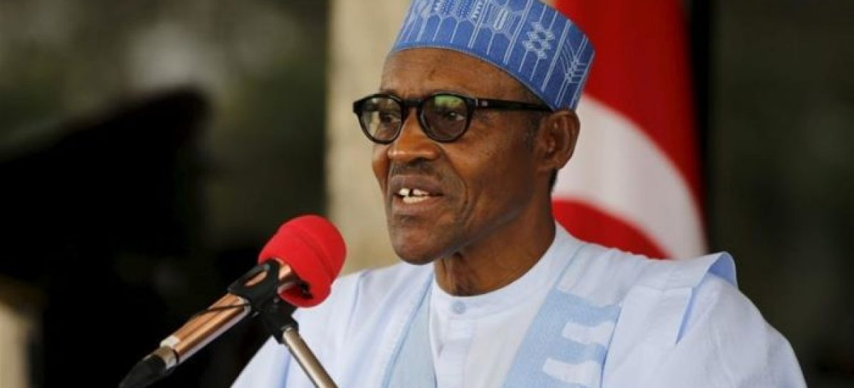 I am not bothered about APC defections – Buhari