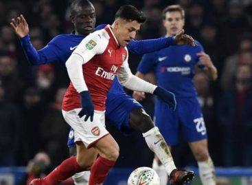 Arsenal prepare replacement as Sanchez nears exit
