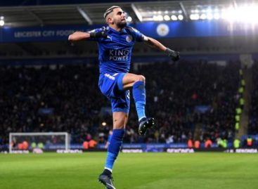 Mahrez submits transfer request as City bid £50m