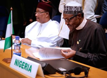 Terrorism financing must be curbed – Buhari