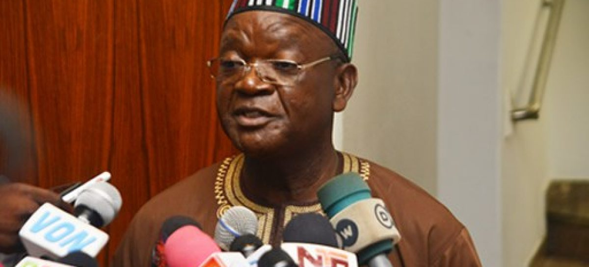 No land for cattle ranches, colonies in Benue – Ortom