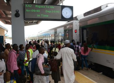 FG to increase Abuja-Kaduna train fare