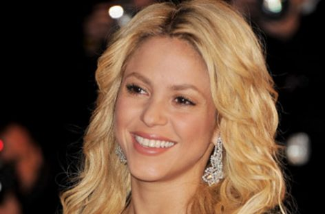 Shakira makes history at Grammy Awards