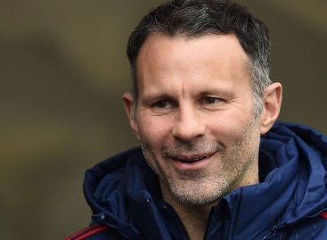 Giggs named Wales manager