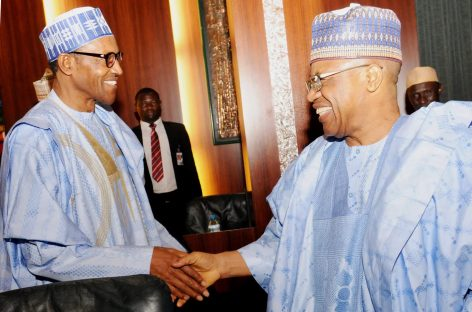 IBB joins Obasanjo, asks Buhari to quit in 2019
