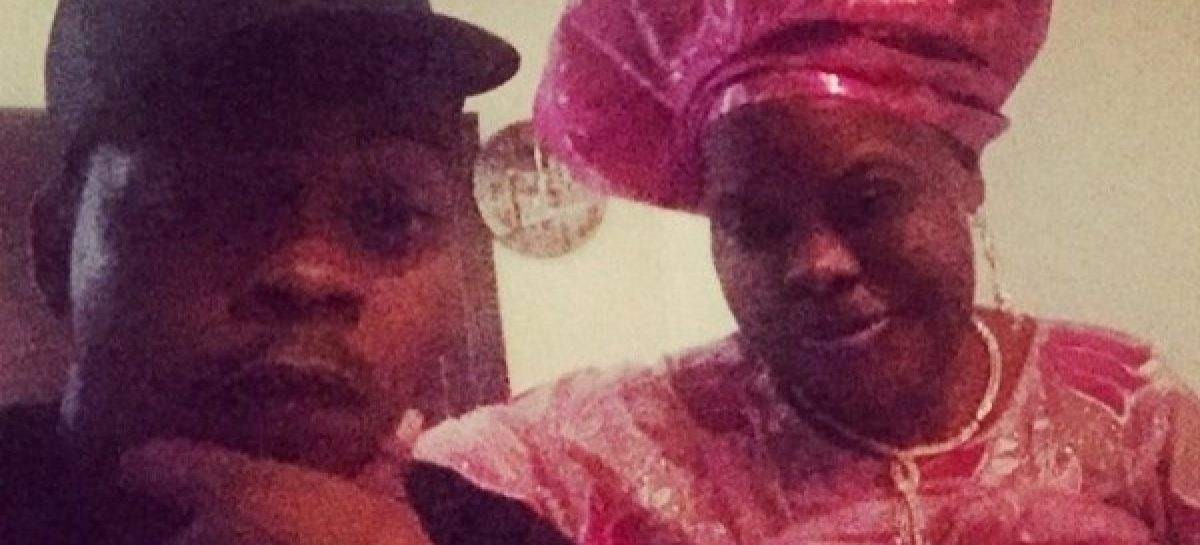 Olamide loses mum on son's birthday
