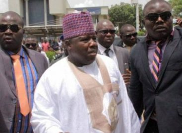 Modu Sheriff sneaks out of Villa after meeting with Buhari