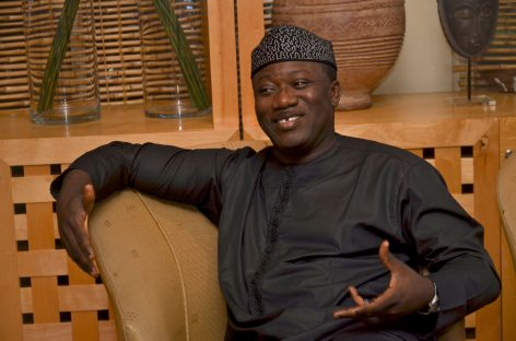 I will leave Buhari's cabinet next week – Fayemi