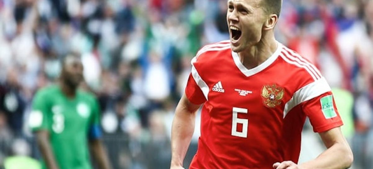 Russia maul Saudi 5-0 in World Cup opener