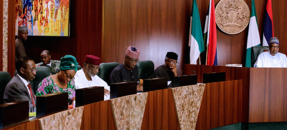Nigerian govt okays two Executive Orders, five amendments of tax policies