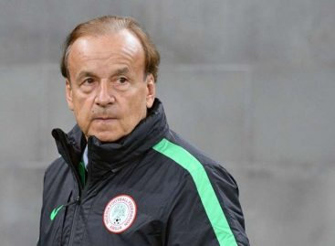 Super Eagles will fight against Croatian stars – Rohr