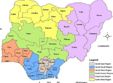 This country called Nigeria! by Abbakar Danladi