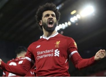 'Mo Salah's amazing year'
