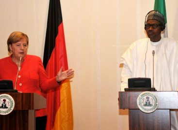 Nigeria doesn't tolerate illegal migration, Buhari tells German Chancellor