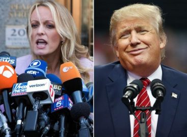 Trump lasted two minutes in bed, says porn star, Stormy Daniels