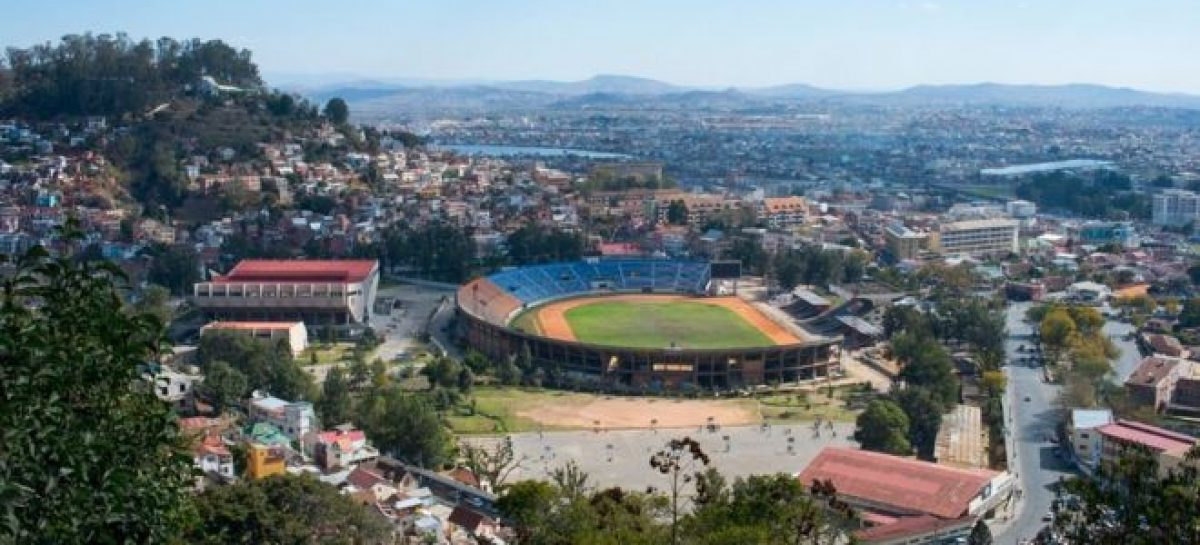 One killed, 40 injured in Madagascar stadium stampede