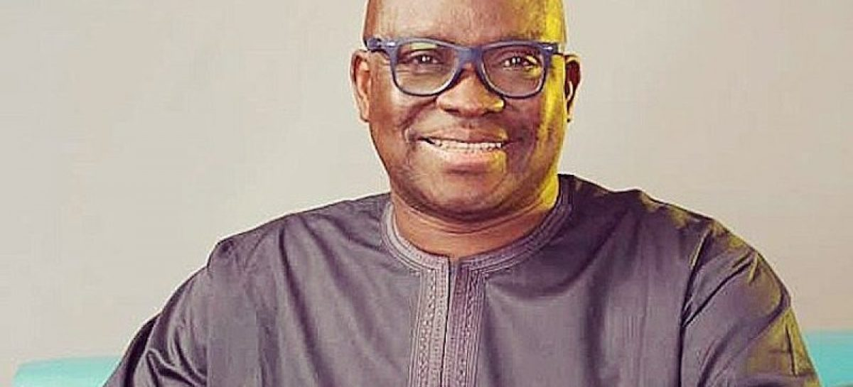 I'm no longer interested in replacing Buhari – Fayose