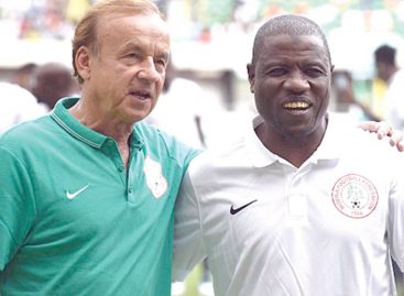 Bribery saga: Super Eagles coach, Salisu Yusuf, banned by NFF