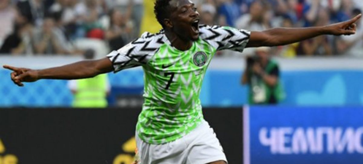 Musa scores, Kalu shines as Super Eagles beat Seychelles 3-0
