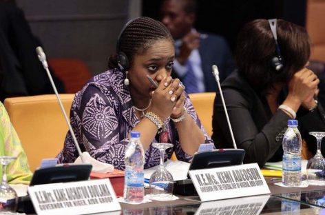 Adeosun's full resignation letter over NYSC certificate forgery saga