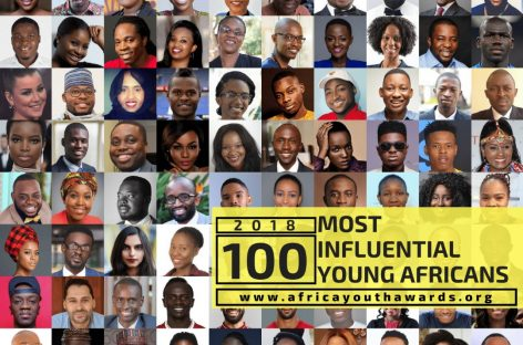 Davido, Stonebwoy, Bobi Wine, Mohamed Salah, Farida NabouremaMake 2018 100 Most Influential Young Africans List