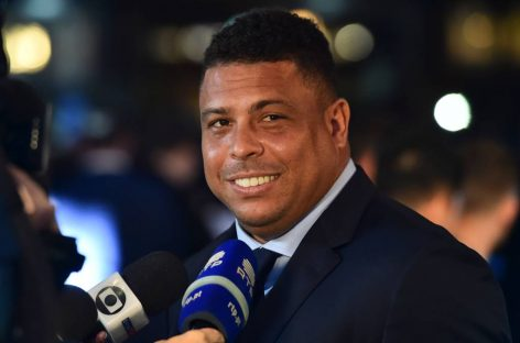 Ronaldo buys controlling shares in Spanish side, Valladolid