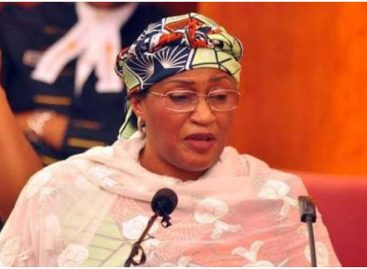 Buhari accepts Mama Taraba's resignation
