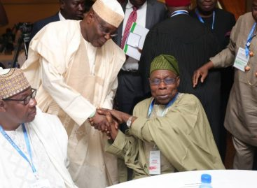 Afenifere consults Obasanjo, may back Atiku's presidential bid