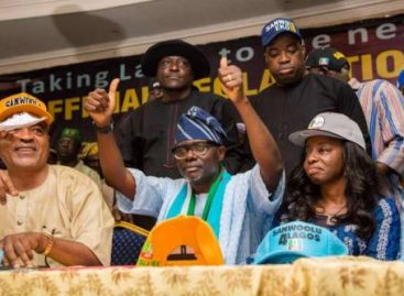 Finally, APC affirms Sanwo-Olu as winner of Lagos primaries