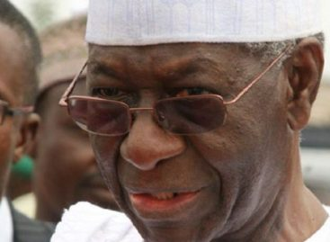 Former PDP BOT chair, Tony Anenih, dies At 85