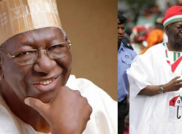 Tony Anenih lived a life of service – Buhari
