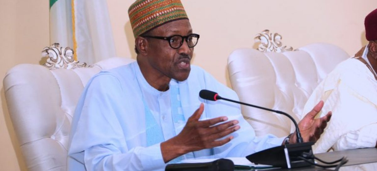 We'll sustain big plans on infrastructure – Buhari