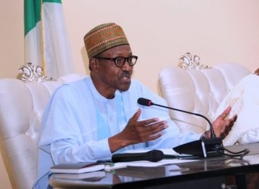 Why we focus on quality infrastructure – Buhari
