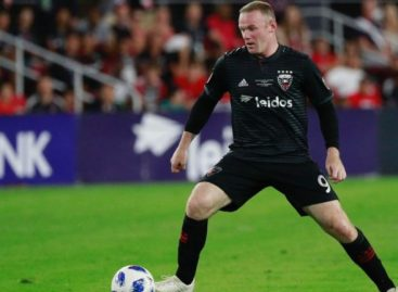 Rooney scores brace in DC United's win