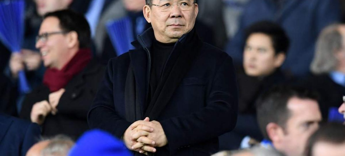 Leicester City owner, four others die in helicopter crash