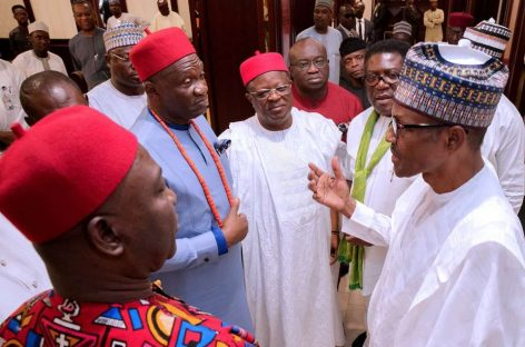 Buhari pledges support to South-East on infrastructure