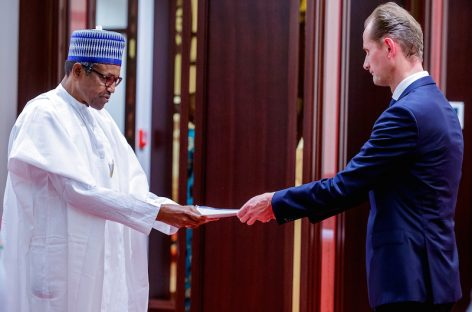 Nigerian economy looking good, we'll make it better – Buhari