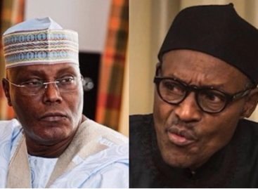 Atiku wins Buhari inside Aso Rock