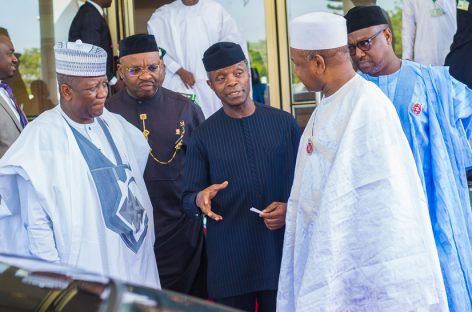 Nigerians deserve healthy, educated and productive life – Osinbajo
