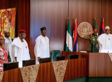 Nigerian govt approves 2019 budget estimates