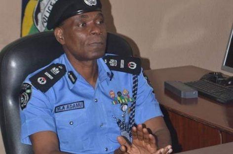 IGP Ibrahim Idris bows out, AIG Adamu takes over