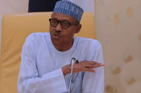 Buhari in close-door meeting with AIG Adamu